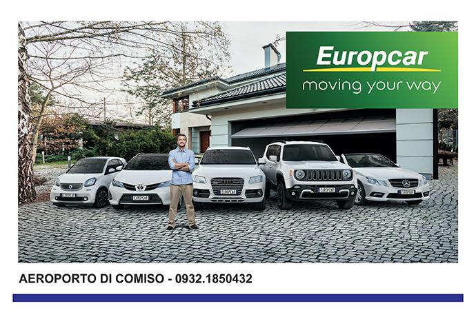 Europcar gm servizi noleggio auto moto minibus rent a car comiso